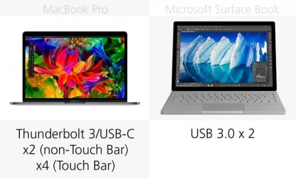 MacBook Pro和Surface Book终极对比的照片 - 20