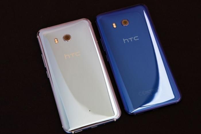 HTC U11现场真机上手的照片 - 2