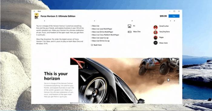 这是你要的毛玻璃特效:Fluent Design桌面和应用一览的照片 - 17