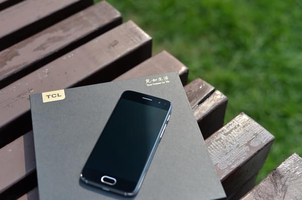 TCL 580图赏:精致优雅的轻商务手机的照片 - 3