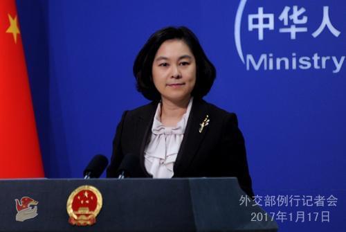新加坡网友希望春节前归还被扣装甲车 外交部回应