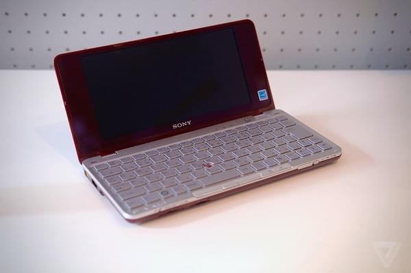 回顾2009:索尼VAIO P仍然是一款令人惊艳的口袋PC的照片 - 1
