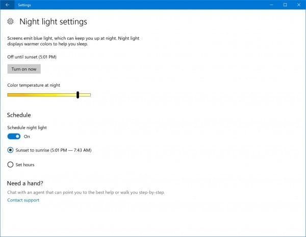 微软确认Windows手机将有夜光模式的照片