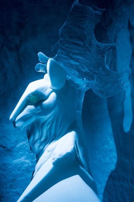 全年开放的瑞典冰酒店Icehotel 365即将开业的照片 - 4