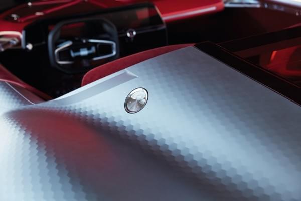 雷诺发布Trezor概念电动超跑:使用蛤壳式车门的照片 - 30