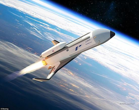 《星球大战》的幽灵号飞船要来了,DARPA投资打造可回收飞船!