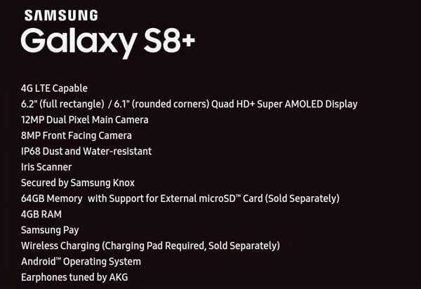三星Galaxy S8/S8+和Note7首次同框的照片 - 2