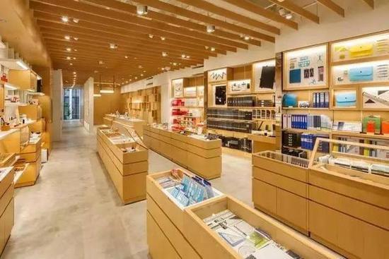日本银座一个12层大楼竟然只卖文具?