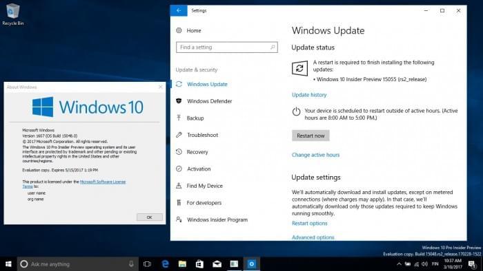 Windows 10 Build 15055发布:正式启用Version 1703的照片 - 3