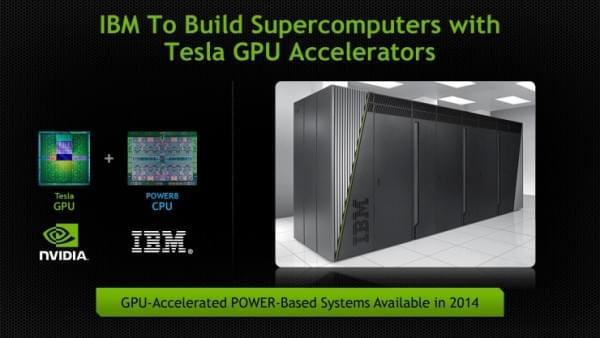 CPU、GPU这样协作更配 IBM和NVIDIA发布AI服务器的照片 - 1