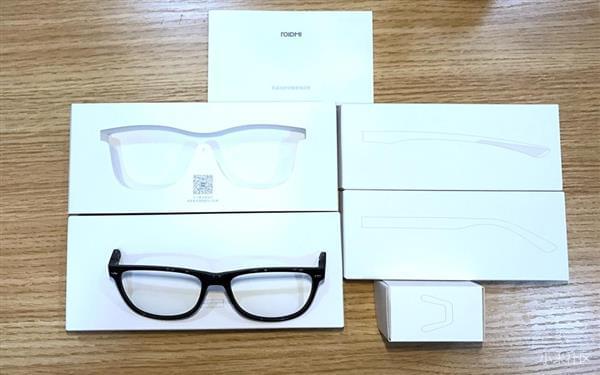 小米生态链新品防蓝光眼镜亮相:仅21克的照片 - 5