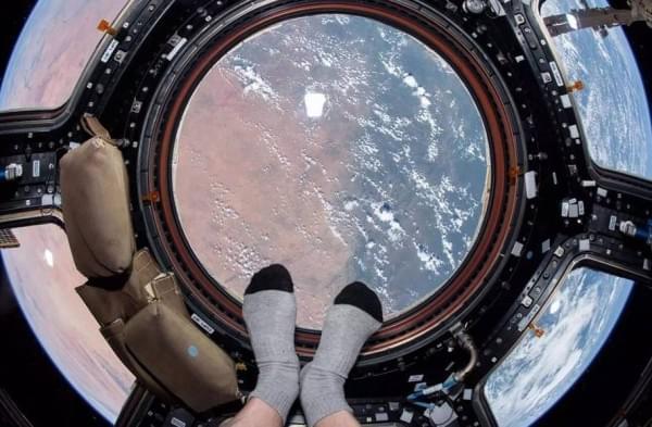 宇航员镜头里的世界:超美宇宙空间站的照片 - 6