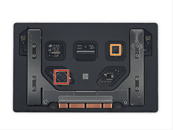 13英寸入门级新MacBook Pro拆解 很难修复的照片 - 15