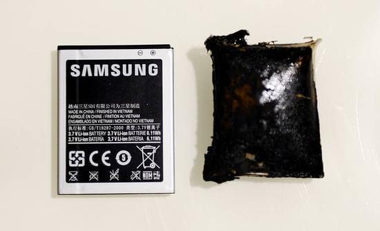 如何防止智能手机电池爆炸的照片 - 3