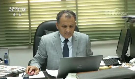 埃及金字塔报政治与战略研究中心亚洲项目负责人穆罕默德·法拉哈特