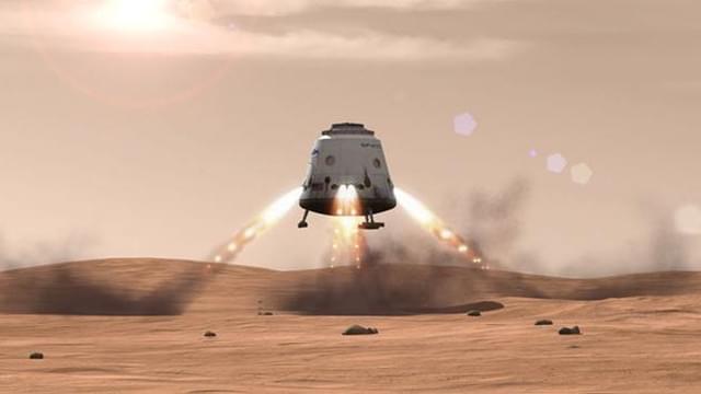 野心不止于登陆火星 马斯克还想探索更遥远的太空领域的照片 - 1