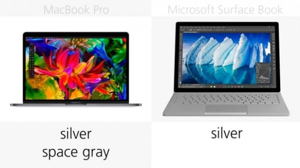 MacBook Pro和Surface Book终极对比的照片 - 5