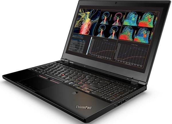 联想发布 ThinkPad P51 / P51s / P71 系列移动工作站新品的照片 - 1