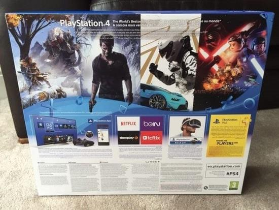 PS4 Slim多图开箱 不再支持更换硬盘的照片 - 3