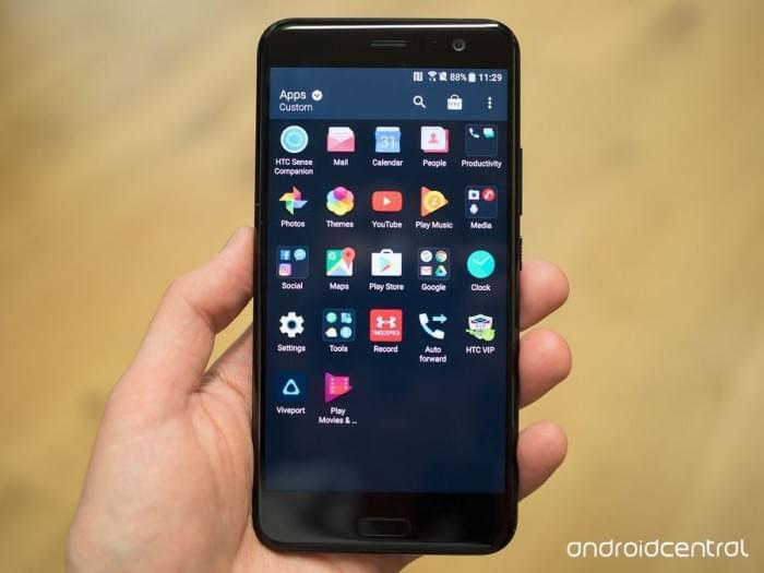 HTC U11现场真机上手的照片 - 27
