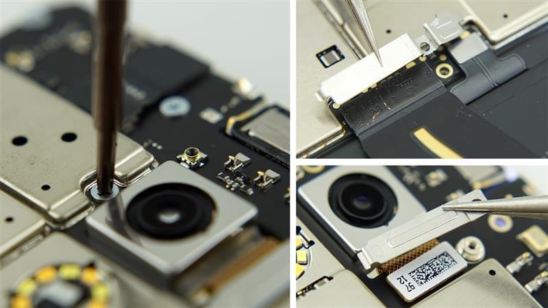 魅族Pro 6 Plus拆解评测的照片 - 15