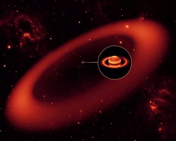 """斯皮策太空望远镜开启""""跨越""""阶段任务的照片 - 8"""