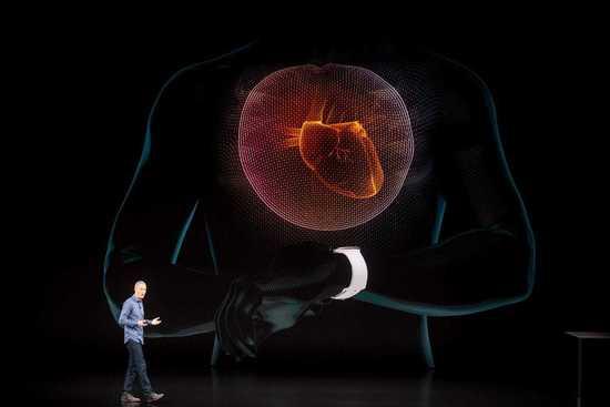 心脏病专家看新款苹果手表:或引发焦虑和担忧