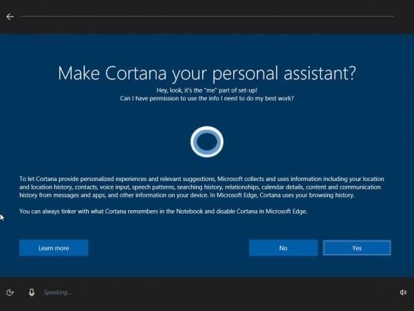 Windows 10新技能:不用键鼠执行安装过程的照片 - 4