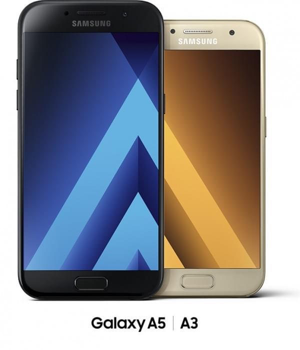 三星正式推出Galaxy A 2017系列智能手机 通过IP68认证的照片 - 8