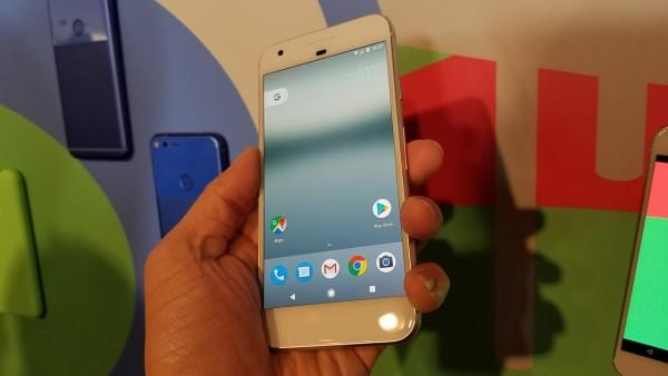 Google Pixel/Pixel XL简单上手的照片 - 14