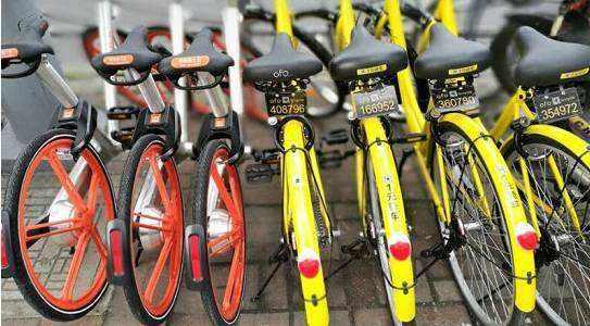 """各种""""免费骑""""""""充值送"""":共享单车也靠补贴抢用户的照片 - 1"""