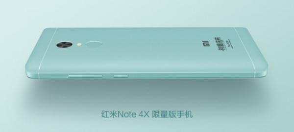 推初音定制版红米Note 4X 小米想赚二次元的钱的照片 - 3