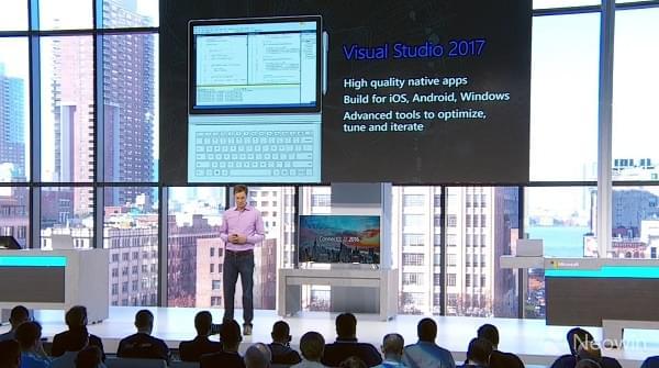 微软正式宣布Visual Studio 2017候选发布版本的照片 - 1