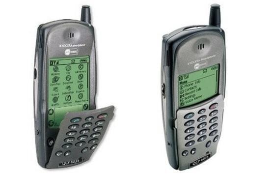回头再看 当年这些手机的设计真的很大胆