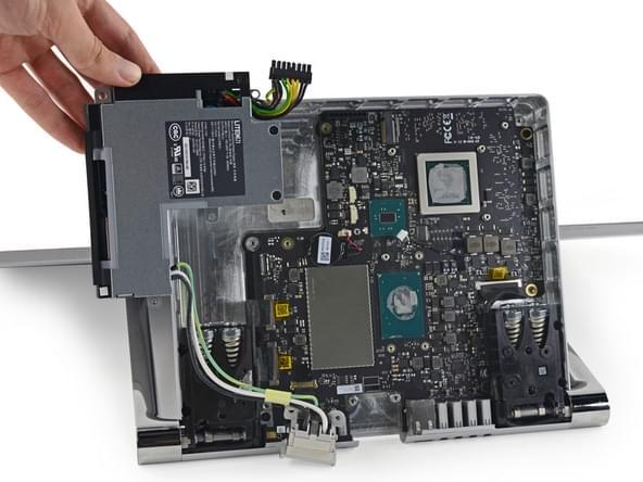 Surface Studio拆解:内部有ARM处理器 可轻松更换硬盘的照片 - 25