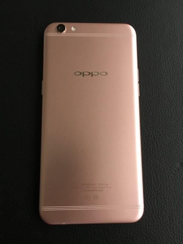 Oppo R9S开箱上手:颜值升级+IMX398的照片 - 16