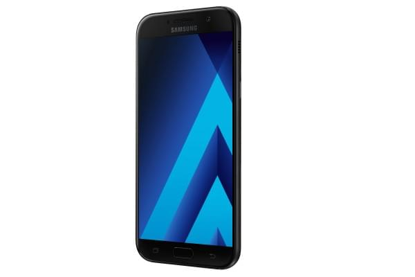 三星正式推出Galaxy A 2017系列智能手机 通过IP68认证的照片 - 2