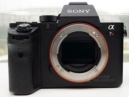 全画幅相机 索尼A7RII相机售价17800元