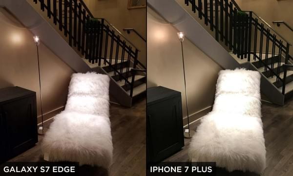 三星Galaxy S7 Edge和iPhone 7 Plus相机拍摄对比的照片 - 5