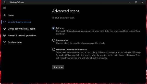 Windows 10的防病毒软件在RedStone 2中将获得重大升级的照片 - 7
