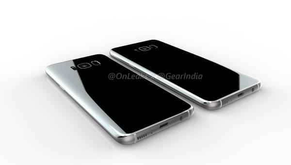 三星 Galaxy S8 / S8 Plus 渲染图曝光: 指纹传感器在哪?的照片 - 12
