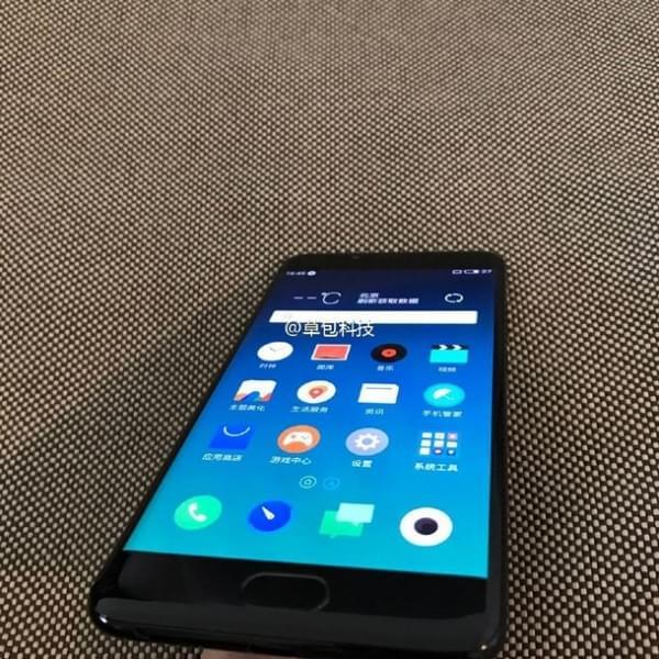 魅族曲面屏手机PRO 6 Edge再曝光:2K显示屏的照片 - 5