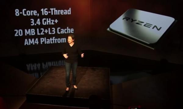 AMD Ryzen新跑分出炉 对干英特尔6700k不再腿软!的照片 - 1
