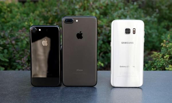三星Galaxy S7 Edge和iPhone 7 Plus相机拍摄对比的照片 - 1
