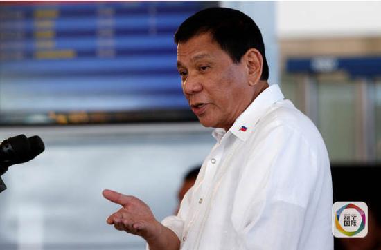 菲律宾政府成绩单出炉:改善对华关系是重要内容