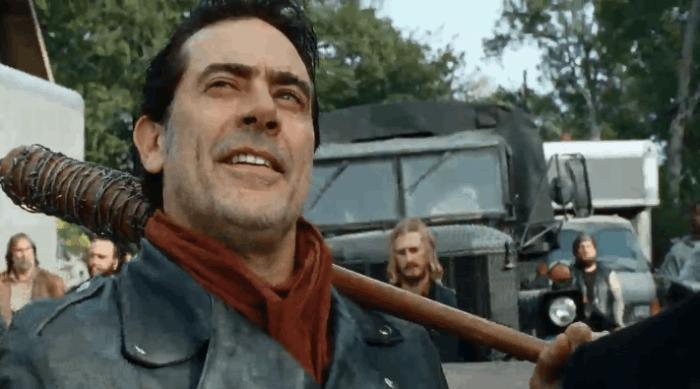 《行尸走肉》公布第七季季终集预告:大战一触即发的照片 - 4