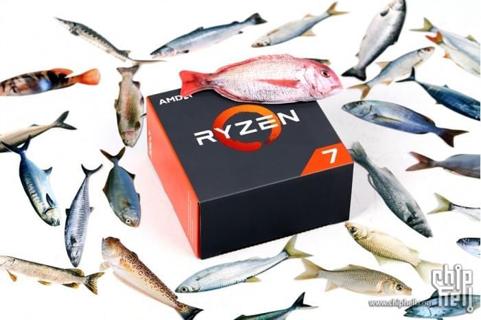 锐龙 AMD Ryzen 7 1800x 评测的照片 - 6