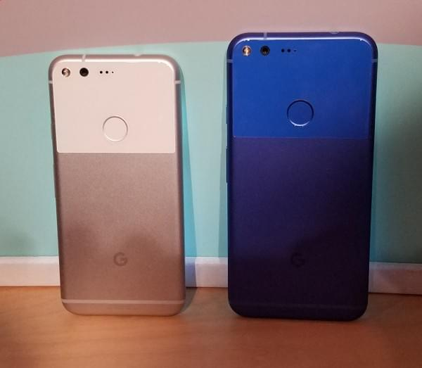 Google Pixel/Pixel XL简单上手的照片 - 11