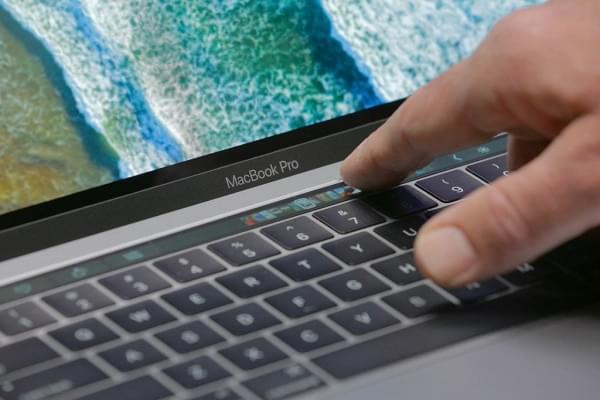 Touch Bar似乎不好玩:苹果不允许Touch Bar显示动画的照片 - 1