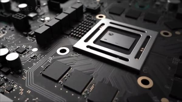 """渲染工程师:Xbox天蝎座原生4K是""""打肿脸充胖子""""的照片"""
